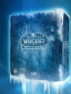 Отличный шаблон для сайта на тему World of Warcraft