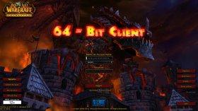 64-битный клиент WoW введен в действие