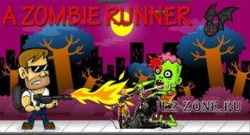 a Zombie Runner