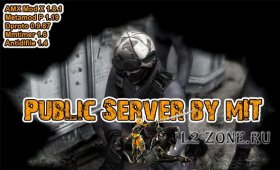 Public Server CS by MIT (DRED)