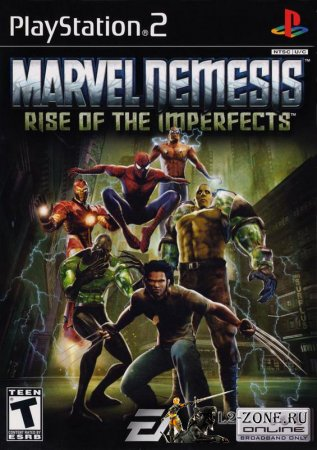 Marvel Nemesis: Rise of the Imperfects [ru]