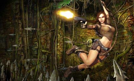 Tomb Raider доступен для предзагрузки в Steam