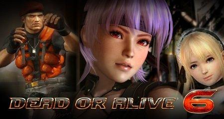 Dead or Alive 6. Новейший зрелищный трёхмерный файтинг со стремительными и увлекательными боями