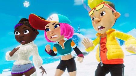 Stunt Kite Party: семейная игра на четверых для Nintendo Switch